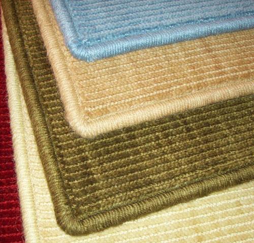 Carpet Binding Serging Fringing Carpet