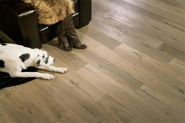European white oak hardwood floors white oil hardwood for Old world floors