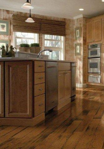 Bruce Harwood Flooring Hickory - Sunset Sand