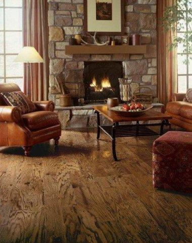 Bruce Harwood Flooring Oak - Blue Ridge