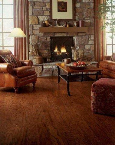 Bruce Harwood Flooring Oak - Dakota Cherry