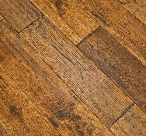 Johnsons Hardwood Flooring Texas Oak Handscraped JVC TXO12702 Dallas