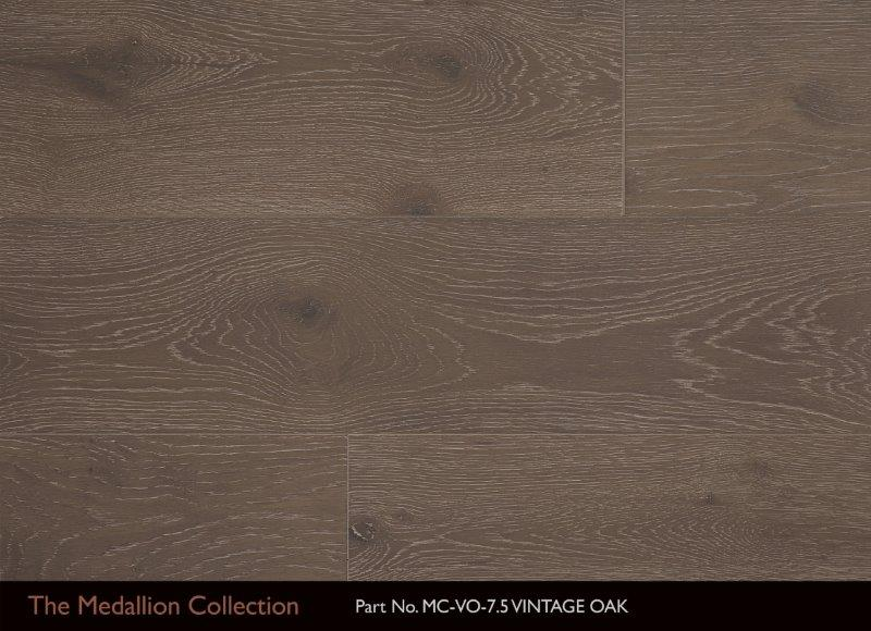 The Medallion Hardwood Collection Naturally Aged