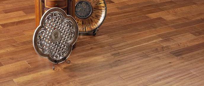 Urban Handscraped Hardwood Flooring Collection