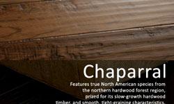 Hallmark Hardwood Chaparral