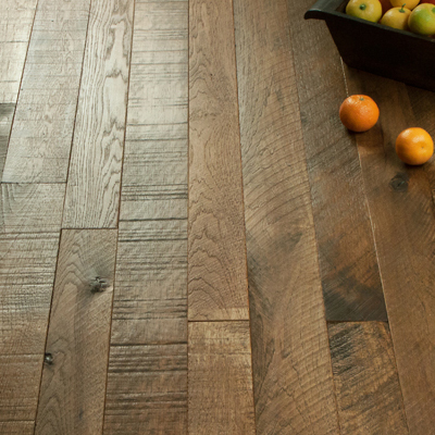 Hallmark Hardwood Tulsi Hickory Organic - Hallmark Organic Solid Hardwood Collection