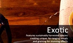 Hallmark Hardwood Exotics