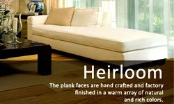 Hallmark Hardwood Heirloom