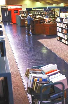 Flooring for Libraries