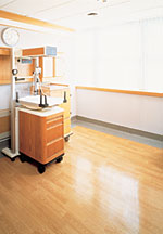 Flooring for Medical Centers