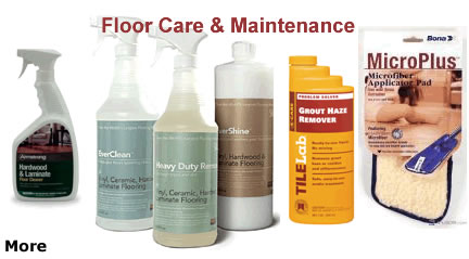 Floor Care Maintenance Products