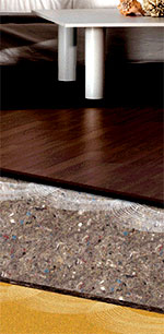 Insulayment Laminate Underlayment Pad