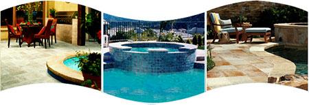 Decks, Patios Pool Tile   Concord CA   San Ramon CA