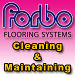 Cleaning & Maintaining Fobo Marmoleum Floor